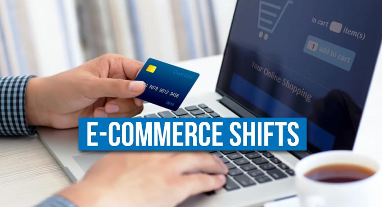 e-commerce shifts