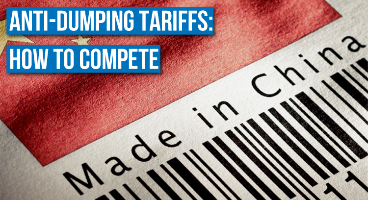 anti-dumping tariffs