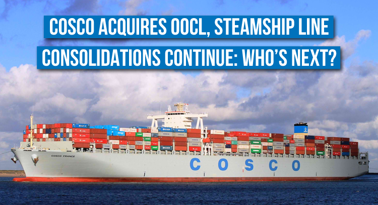 cosco acquires OOCL