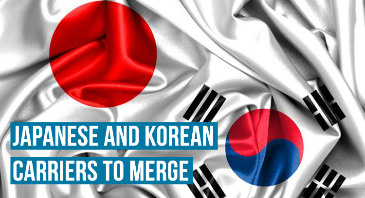 Japanese and Korean Carriers to Merge